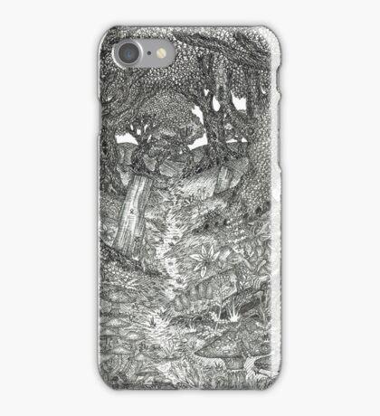 The Goblin Wood iPhone Case/Skin