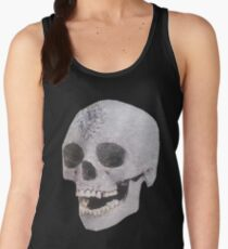 """Adelaide's Laughing Skull"" Clothing Women's Tank Top"