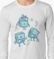 Bmo (Adventure Time) Long Sleeve T-Shirt