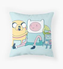 Adventure Friends (Adventure Time) Floor Pillow