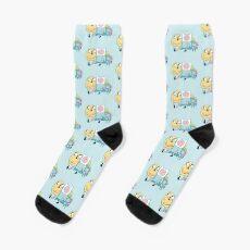 Adventure Friends (Adventure Time) Socks