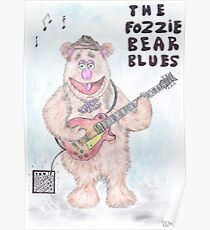The Fozzie Bear Blues. Poster