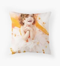 The Child Throw Pillow