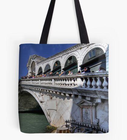 Rialto Bridge - Venice Tote Bag