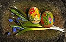 With Easter! by VallaV