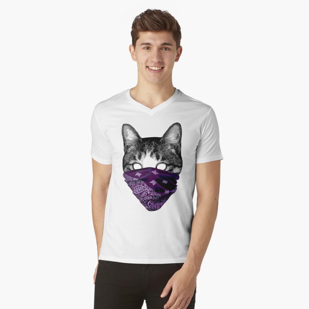 The Hidden Rogue V-Neck T-Shirt