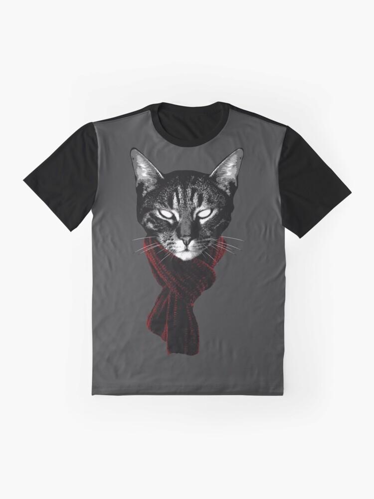 Alternate view of Spirit of Warmth Graphic T-Shirt