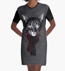 Spirit of Warmth Graphic T-Shirt Dress