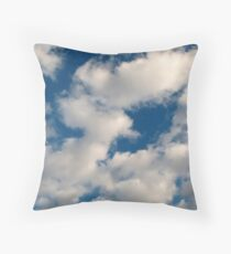 Candyfloss Throw Pillow