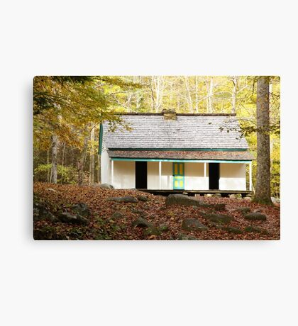 Alfred Reagan Place Canvas Print