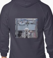 Melbourne Waterside Dogs Zipped Hoodie