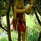 Tree Fairy by Samantha Higgs