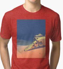 Dune walker Tri-blend T-Shirt