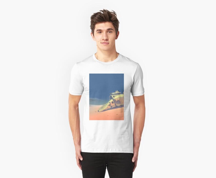 Dune walker by DanielVijoi