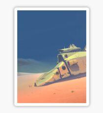 Dune walker Sticker