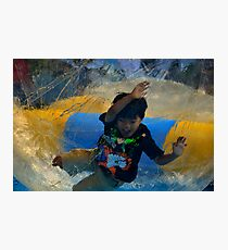 The Joy of  A Child's Play Photographic Print