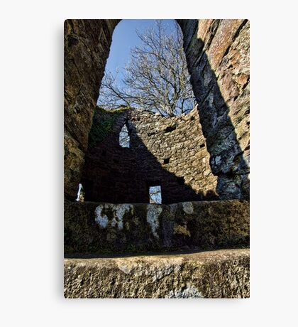 Doorway to Another Time Canvas Print
