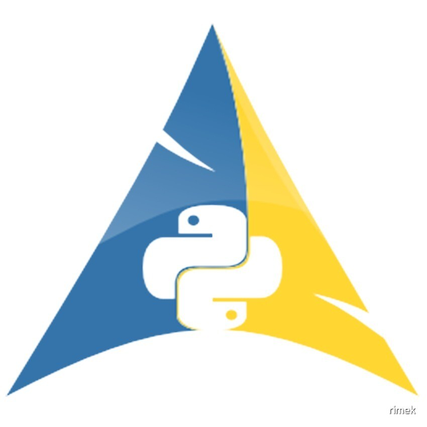 Python Arch Linux by rimek
