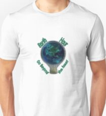 Earth Hour Unisex T-Shirt