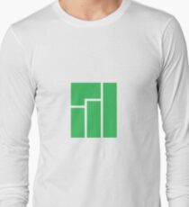 Manjaro Linux Long Sleeve T-Shirt