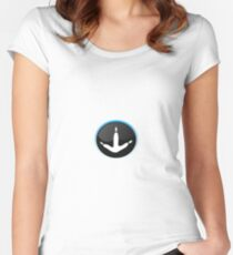 Sabayon Linux Women's Fitted Scoop T-Shirt