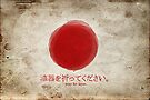 Pray for Japan by Matteo Pontonutti