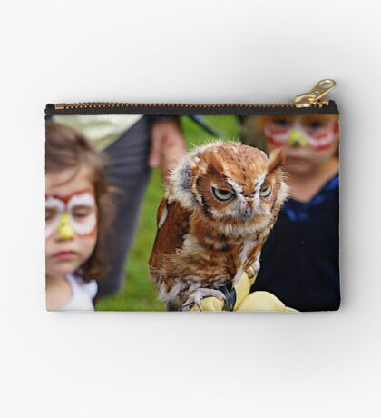 """""""Would someone get these kids off my back!"""" Studio Pouch"""