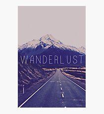 Wanderlust Photographic Print