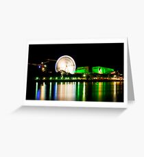 Wicked Brissie - Brisbane City Qld Greeting Card