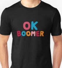 Ok boomer Slim Fit T-Shirt