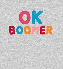Ok Boomer Kinder Hoodie