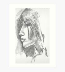 The Murderess Art Print