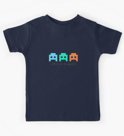I Believe in Ghosts Kids Clothes