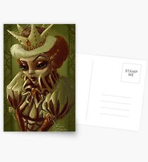 Royally Sinister Postcards