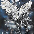 Pegasus by CaDra