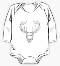 Mx Stag Head Kids Clothes