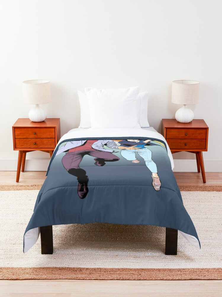 Alternate view of City Hunter alias Nicky Larson  100 tonnes  Comforter