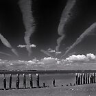West Wittering Beach, East Sussex by JMChown
