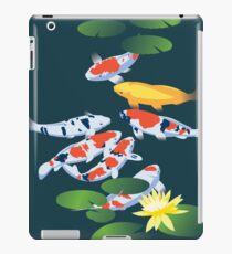 Koi Pond iPad Case/Skin