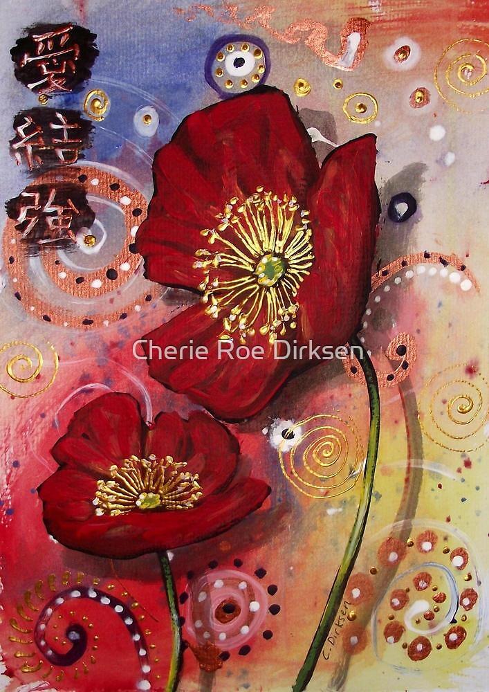 Finding Beauty in Chaos Series:  Love, Unity & Strength by Cherie Roe Dirksen