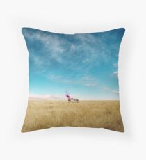 Caravan Breaking Bad Throw Pillow