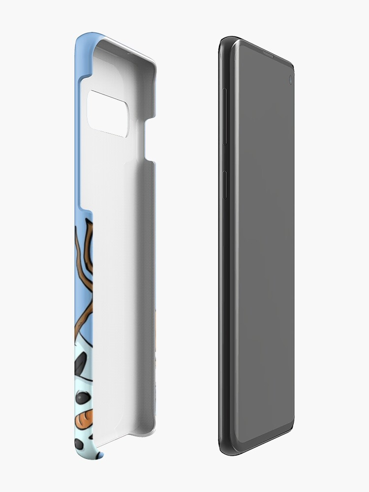 Alternate view of Snowbunny Case & Skin for Samsung Galaxy