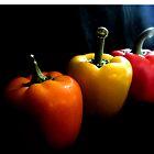 Bell Pepper (capsicum) by Diane Arndt