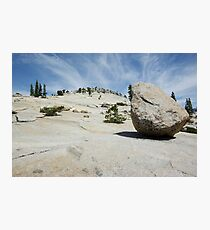 Lunar Rock Photographic Print