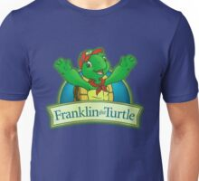 Franklin the turtle Unisex T-Shirt