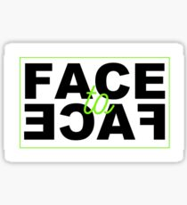 Ruel - Face to Face Sticker