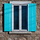 The Turquoise Window by Wanda Staples