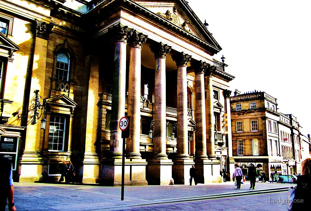 Theatre Royal Newcastle by Ladymoose