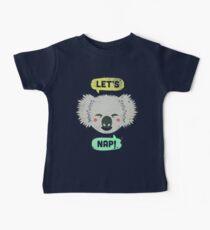 Sleepy Koala  Kids Clothes