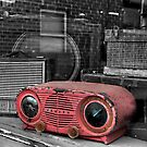 Red Radio by Jane Best